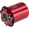 Zipp Rueda libre - para rueda libre 30/60 SRAM /Shimano rojo